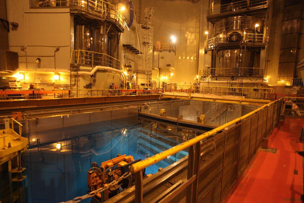 Centrale nucléaire de Gravelines (Nord). LP/Olivier Corsan