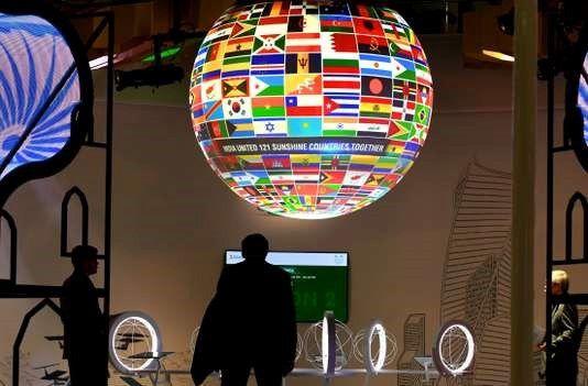 Les 195 pays signataires de l'Accord de Paris sont réunis de nouveau de nouveau à Bonn (Allemagne). PATRIK STOLLARZ / AFP