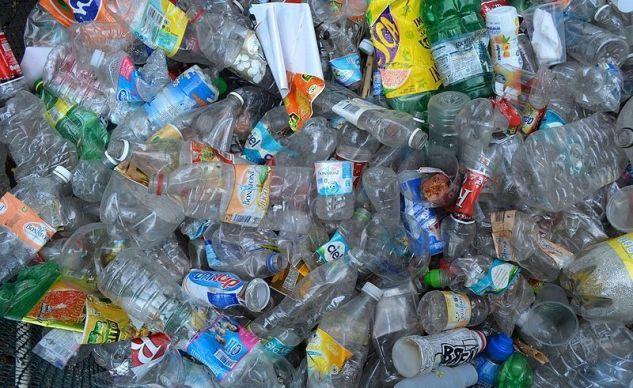 Déchets plastiques (Celinebj / Wikimedia Commons / CC by-sa)