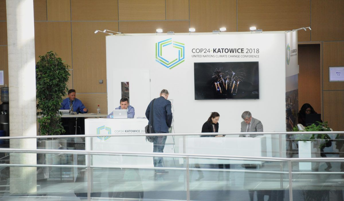 COP24 - Katowice 2018, United Nations Climate Change Conference