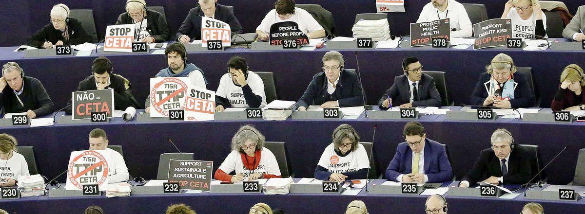 Le Parlement européen est utile à l'écologie ... malgré les lobbies !