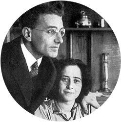 Günther Anders & Hannah Arendt