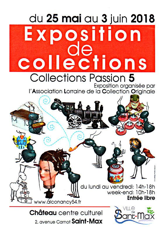 Collections Passion 5e Edition (2018)