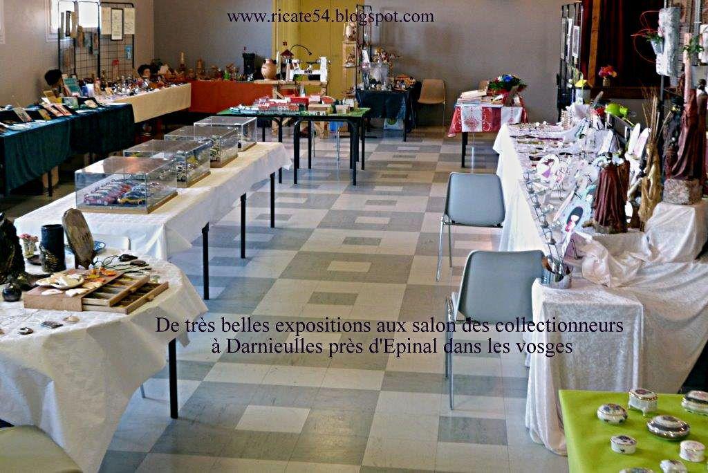 Exposition à Darnieulles les 6 ortobre & 7 octobre 2018