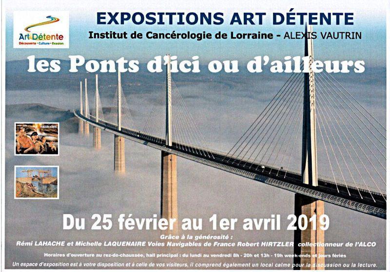 EXPOSITIONS ART DÉTENTE Alexis VAUTRIN
