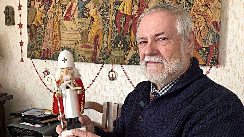 Nancy : rencontre avec un collectionneur fou de Saint-Nicolas France 3 Lorraine