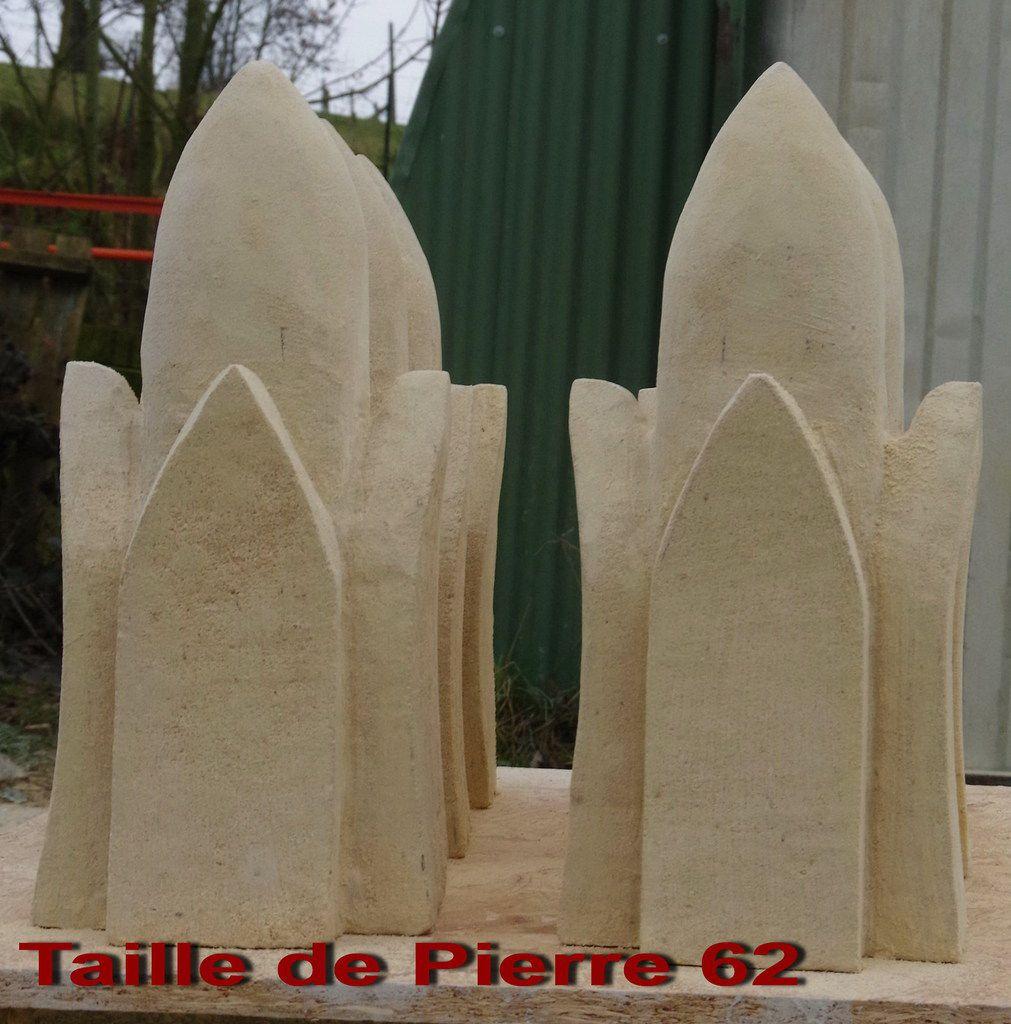 Sculptures sur pierre de Sébastopol