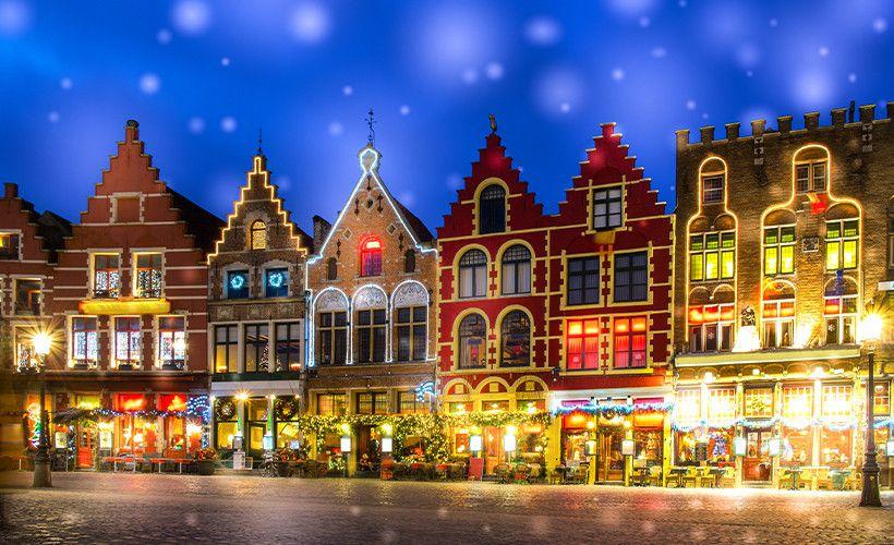 Voyage à Bruges précisions