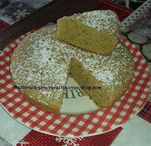 "Gâteau épicé ""sweet love""  #Kusmitea"