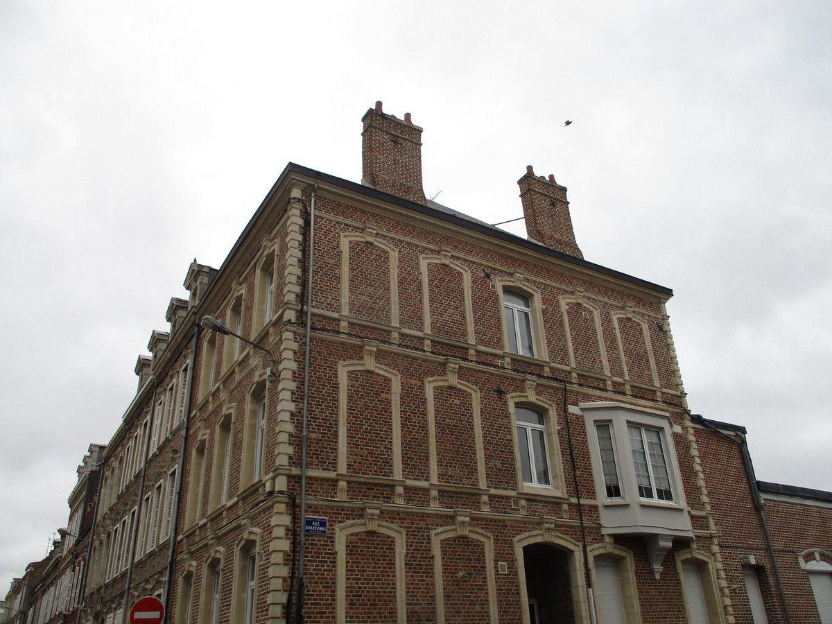 Amiens. Rue Dhavernas. 2016. © Jean-Louis Crimon