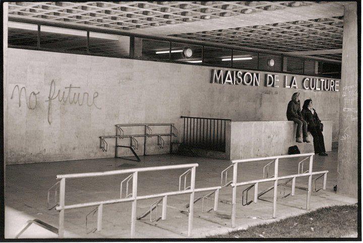 Amiens. Fin des années 70. © Jean-Louis Crimon