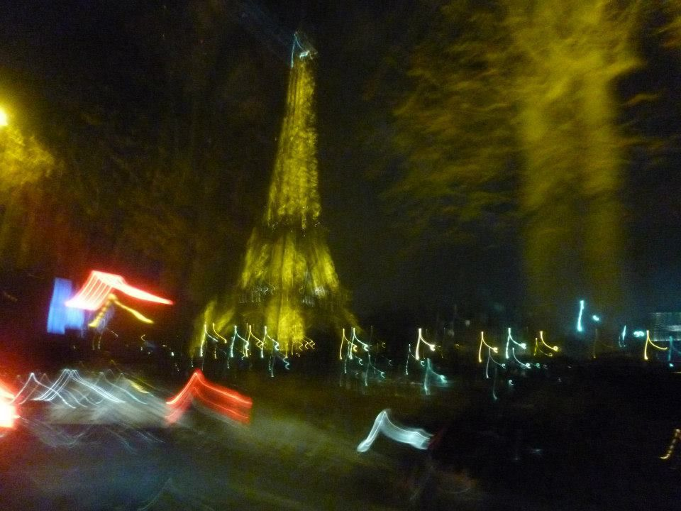 Paris. Tour Eiffel. Nov. 2014. © Jean-Louis Crimon