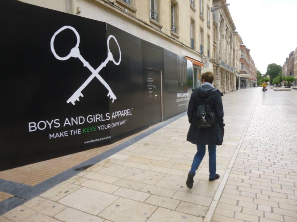 Amiens. Août 2014. © Jean-Louis Crimon