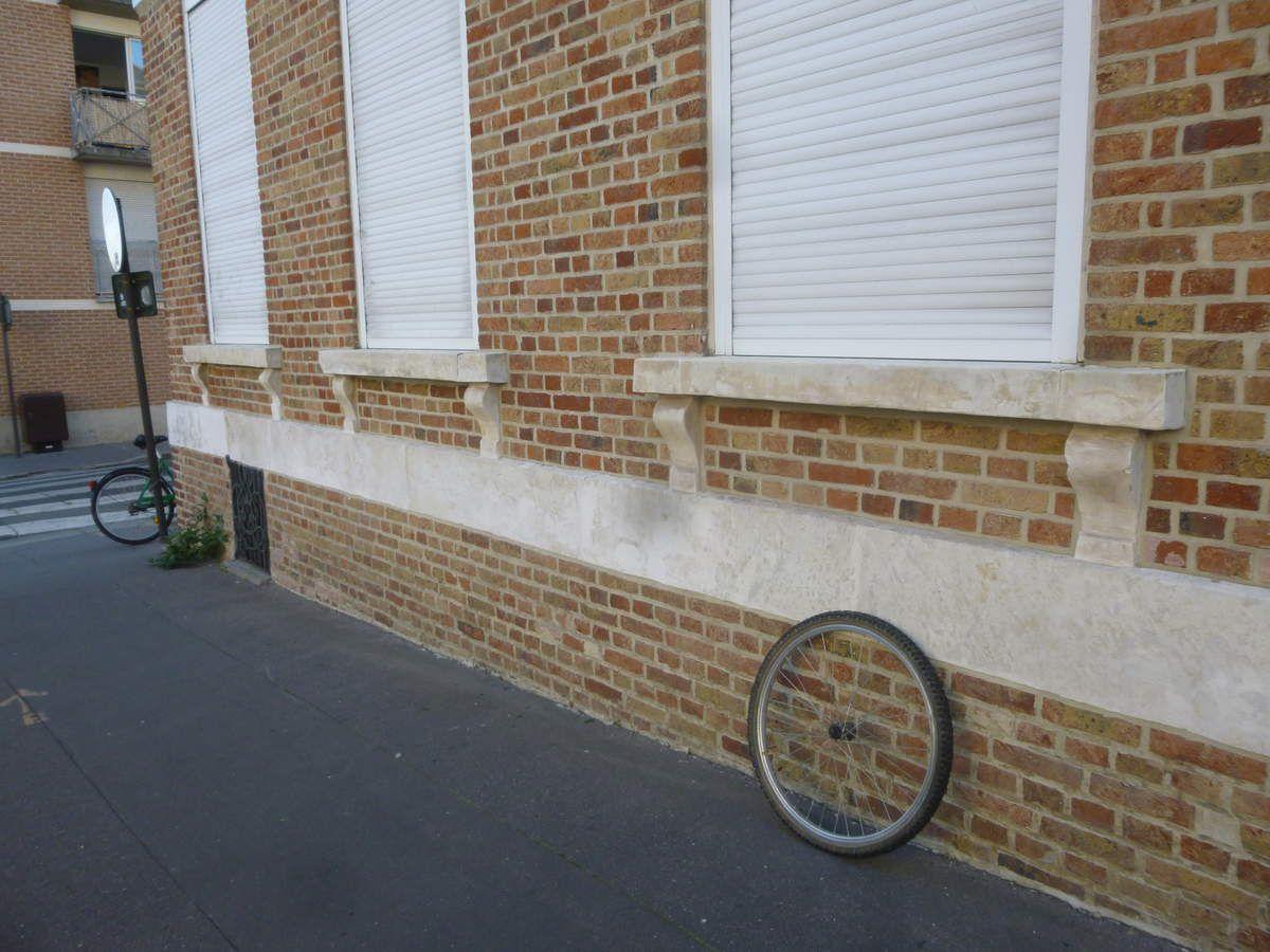 Amiens. Rue Delpech. Août 2015. © Jean-Louis Crimon