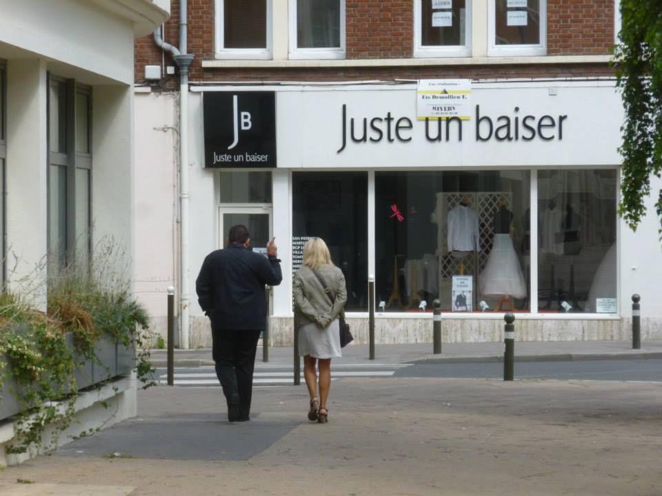 Amiens. Rue Sire Firmin Leroux. 21 Août 2014. © Jean-Louis Crimon