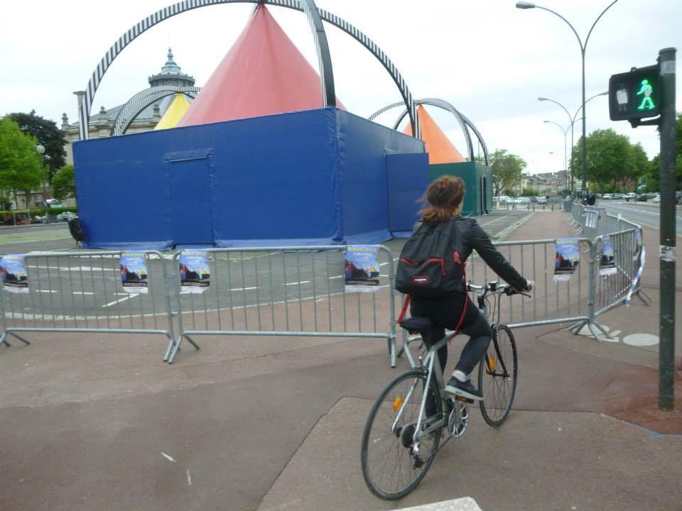 Amiens. Géométrie urbaine. Juin 2015. © Jean-Louis Crimon