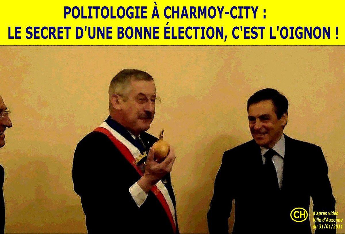 Politologie à Charmoy-City