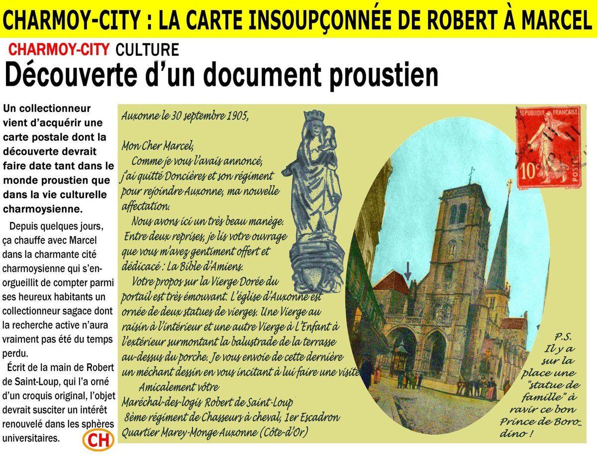Charmoy-City, la carte insoupçonnée de Robert à Marcel