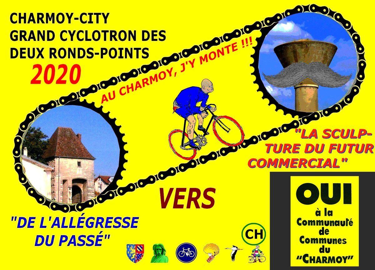 Charmoy-City Grand cyclotron 2020