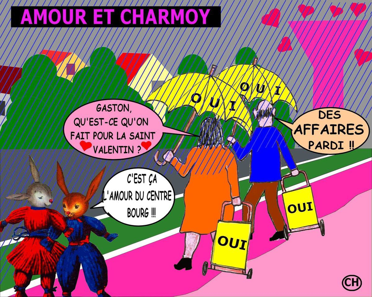 Amour et Charmoy