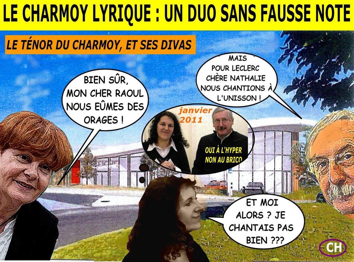 Le Charmoy lyrique, un duo sans fausse note