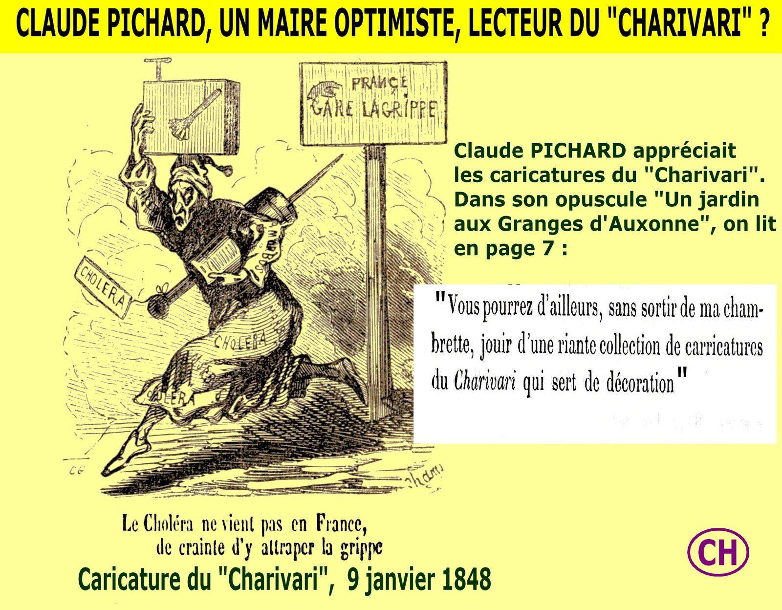 Claude Pichard, un maire optimiste lecteur du Charivari.jpg