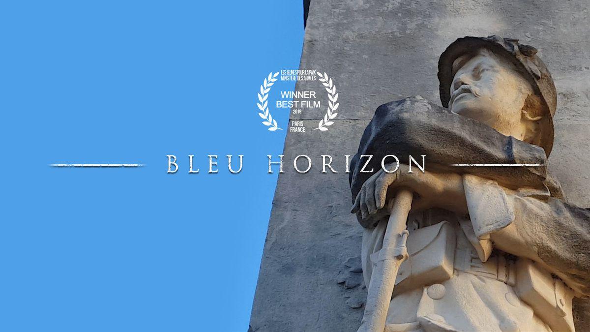 Court-métrage BLEU HORIZON