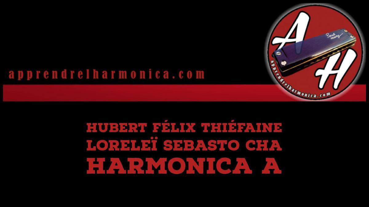 Hubert Félix Thiéfaine - Loreleï Sebasto Cha - Harmonica A