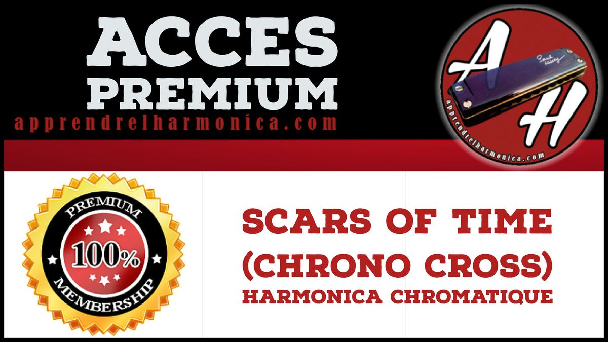 Scars of Time (Chrono Cross) - Harmonica chromatique