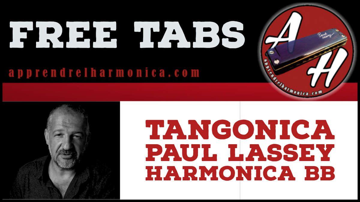 Tangonica - Paul Lassey - Harmonica Bb
