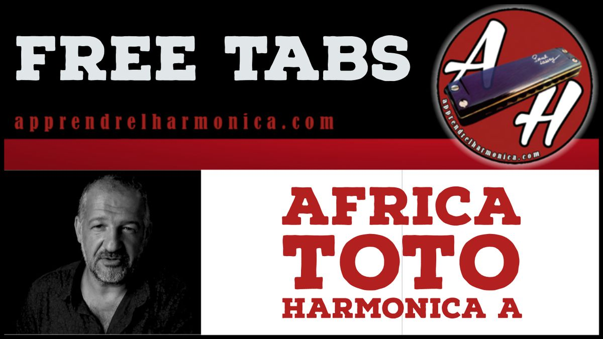 Africa - Toto - Harmonica A