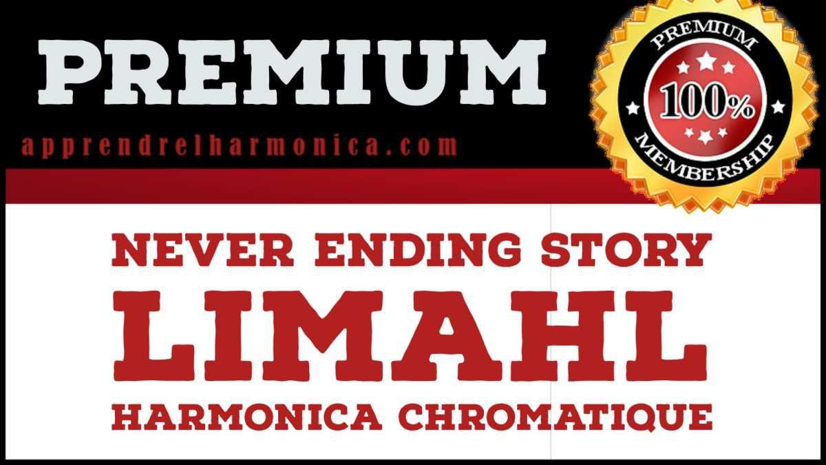 Never ending story - Limahl - Harmonica chromatique