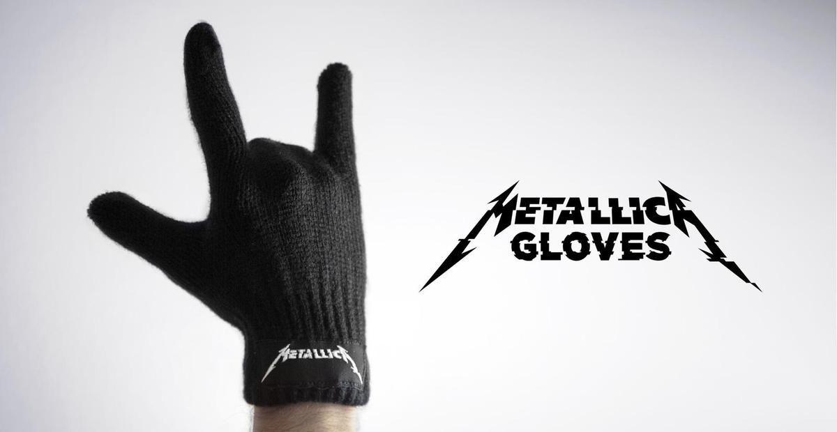 Zik / Pub : Metallica le nouveau spot TV décalé des gants - Gloves -