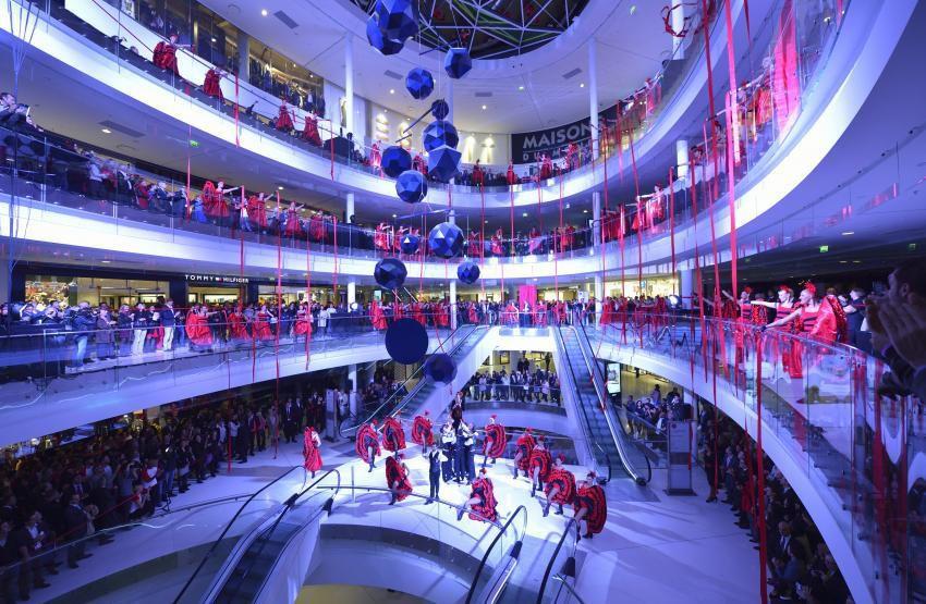 Le chiffre de la semaine : 8,1 millions de m² de nouveaux centres commerciaux en Europe