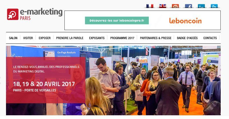 Newpubmarketing - Salon emarketing paris ...