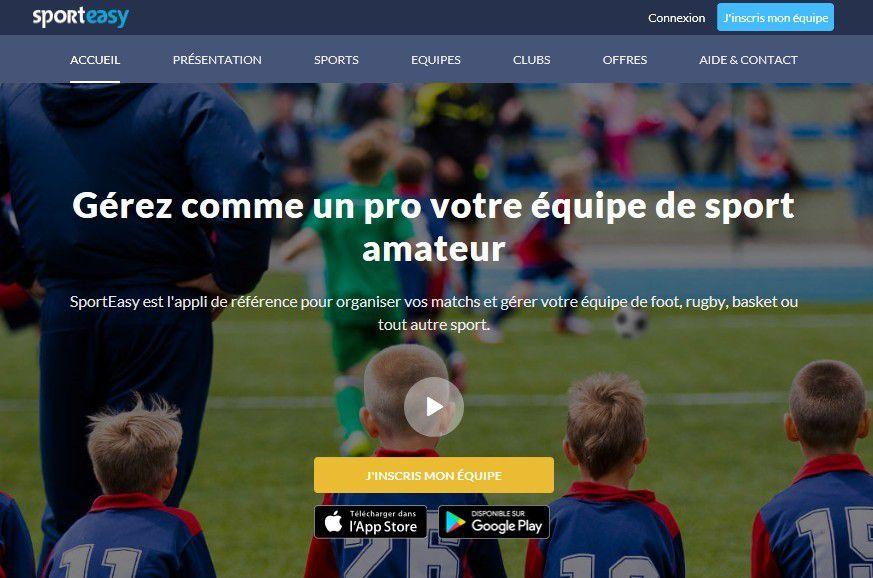 Start-up : SportEasy lève 1,3 million d'euros