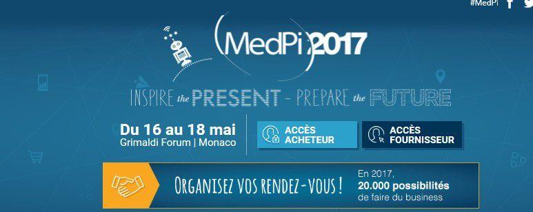 Innovation et Mobilité : Le MedPi 2017 du 16 au 18 mai à Monaco