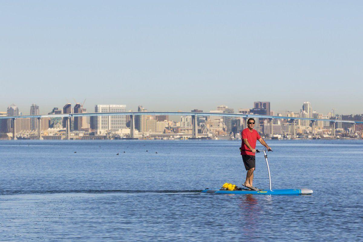 Innovation produit : Le paddle ou comment marcher sur l'eau