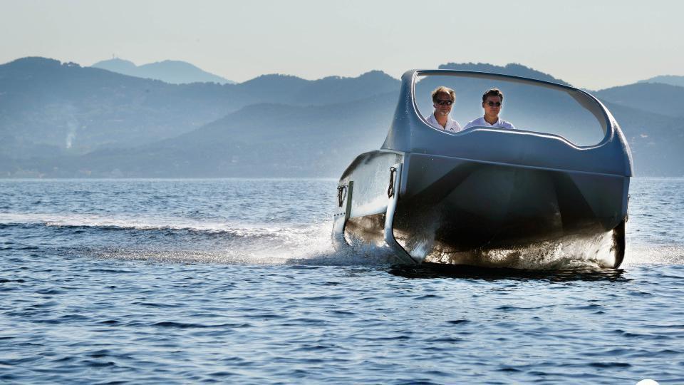 Start-up : SeaBubbles, créateur de bateau volant, lève 10millions d'euros