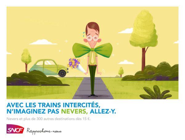 Les pires pub : La SNCF joue encore avec les mots