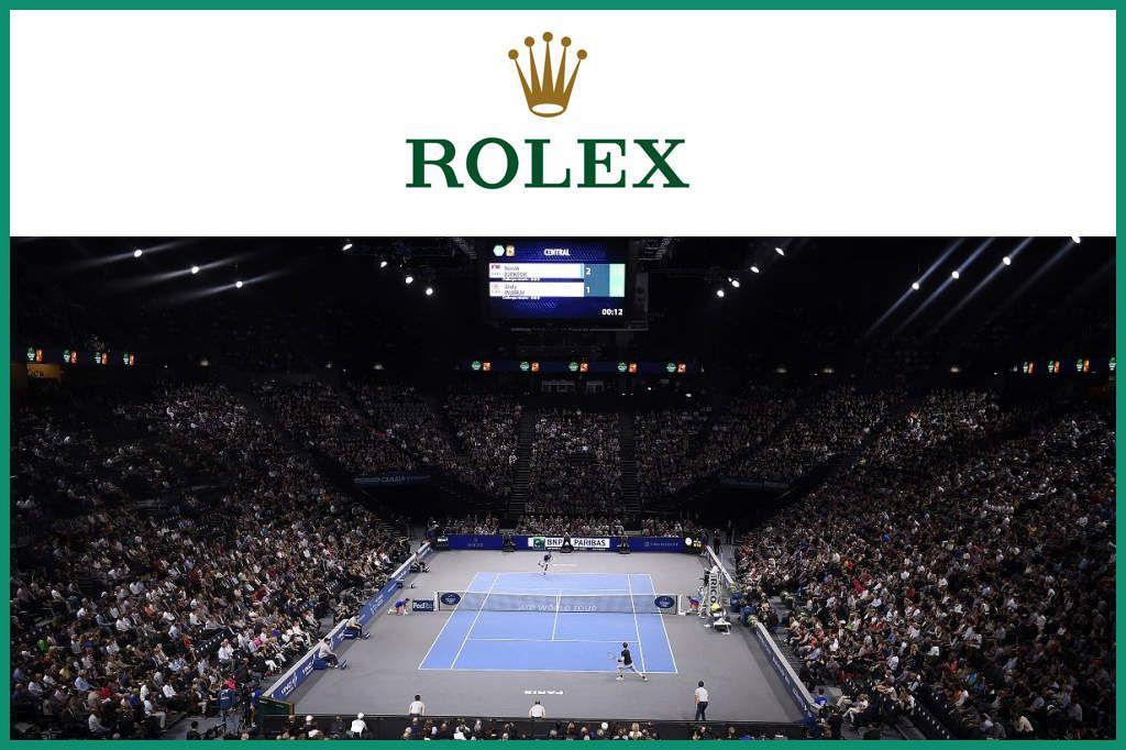 Sponsoring : Terminé le BNP Paribas Masters, place au Rolex Paris Masters
