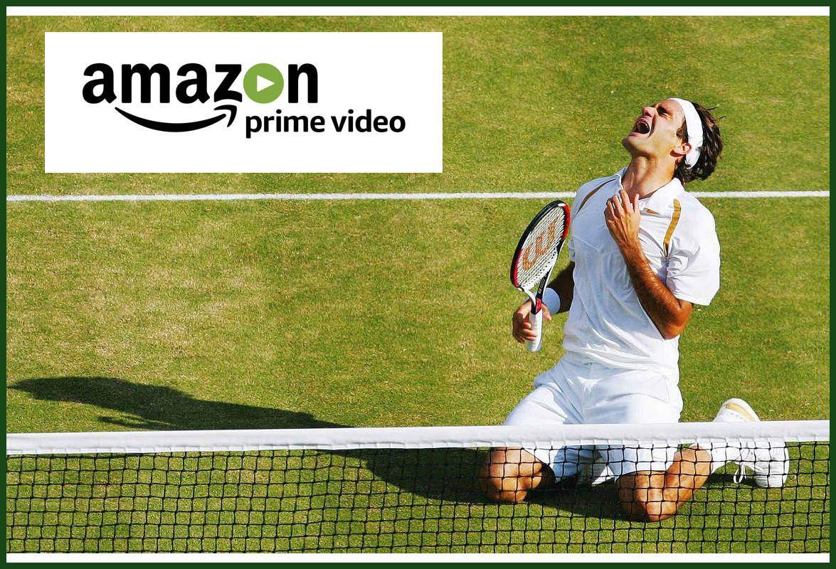 Média : Amazon achète les droits de diffusion du circuit ATP en Grande-Bretagne