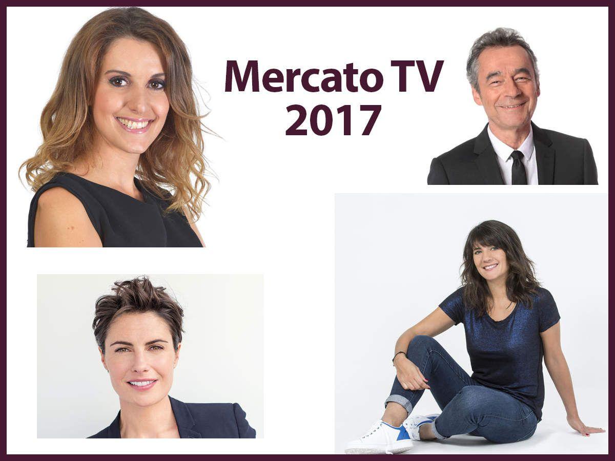 Média : Mercato TV de l'été 2017, ca continue à bouger