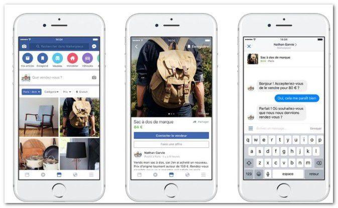Ecommerce : Facebook nouveau concurrent du site le bon coin ?