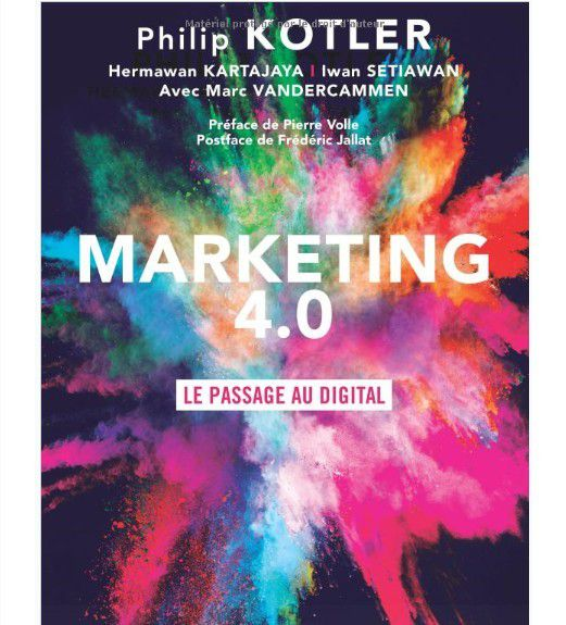 Marketing : Le livre incontournable de la rentrée 2017 par Philip KOTLER