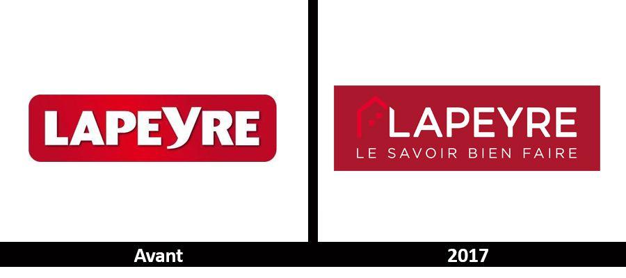Branding : Nouveau logo pour l'enseigne LAPEYRE