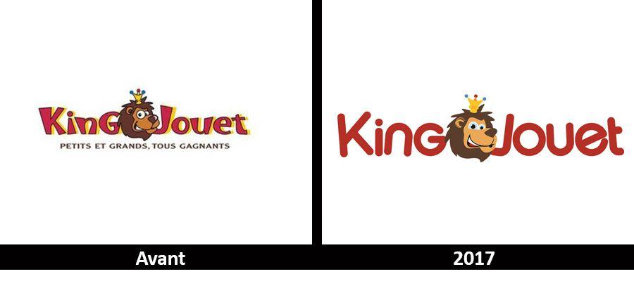 Grande distribution : Changement d'identité pour l'enseigne KING JOUET