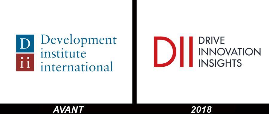 Branding : Nouveau logo pour DII