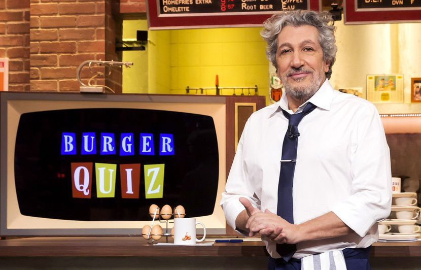 Buzz : Burger QUIZ cartonne en audimat dès son lancement