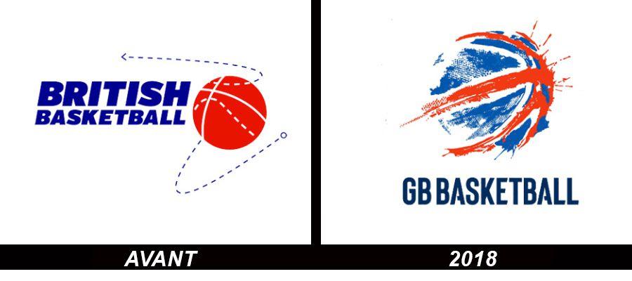 Branding : GB Basketball change d'identité avec un retour dans les années 90